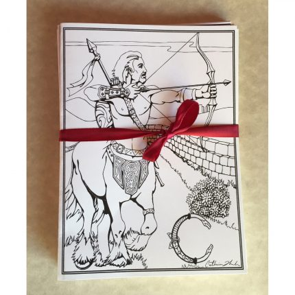 Centaur Greeting Card Set