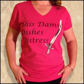 Damsel Dishes Distress