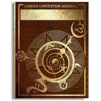 Gaming Convention Journal