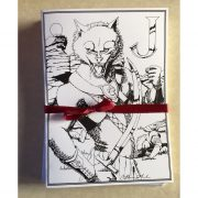 Jackalwere Greeting Card Set