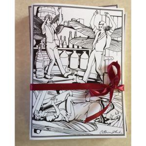 Pixies Greeting Card Set