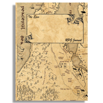 RPG Journal Epic - 400 pages
