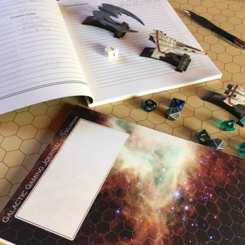 Galactic Gaming Journal