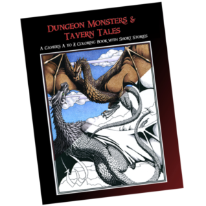 Dungeon Monsters & Tavern Tales