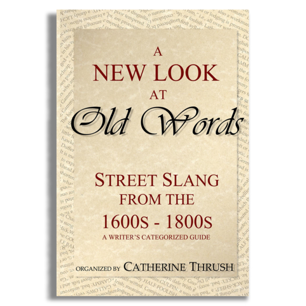 A New Look at Old Words