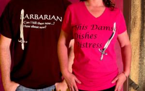RPG T-shirts