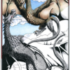 Wyvern cards or poster