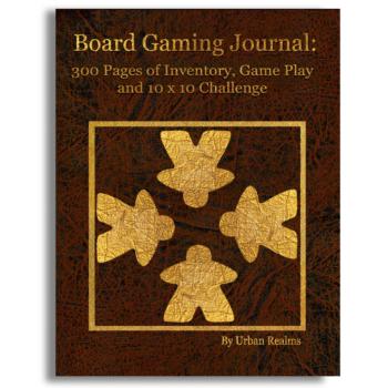Board Gaming Journal